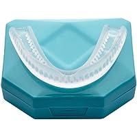 2 x Menthol Bite Dentale Notturno Automodellante. Apparecchio anti Bruxismo - anti Digrignamento dei denti e disturbi…