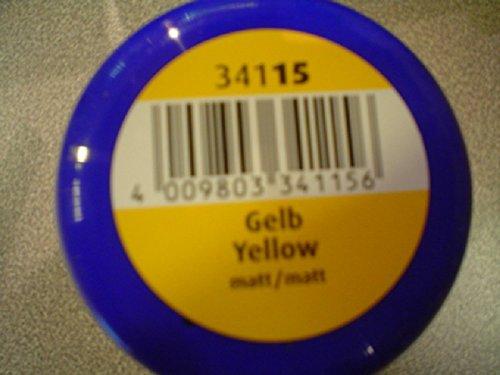 revell-34115-accessoire-pour-maquette-jaune-mat-bombe