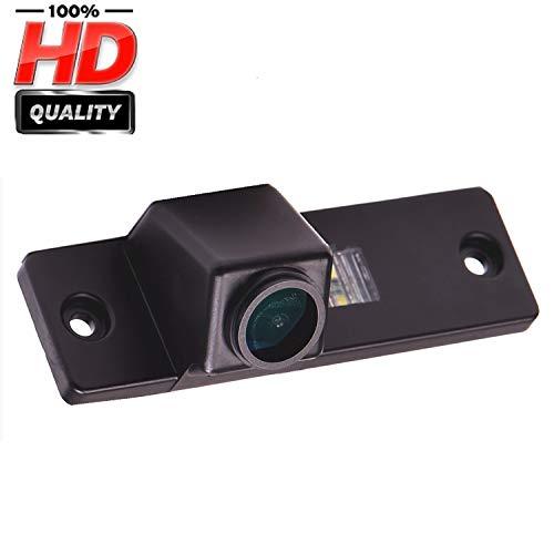 170° HD Rückfahrkamera 1280*720 Pixel 1000TV Linien Kamera wasserdicht Nachtsicht Rückansicht Einparkhilfe für TOYOTA Fortuner 4Runner 4 Runner SW4 N210/Hilux Surf Toyota Sequoia MK1 MK2 Toyota Innova
