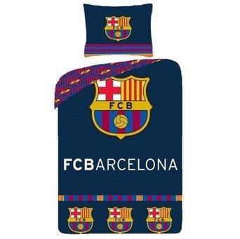 FC Barcelona Bettwäsche 140x200cm 100{83a082f423a480f279c7cdee9544c9df9ab21ae51bfc4451568b4b9403a50277} Baumwolle