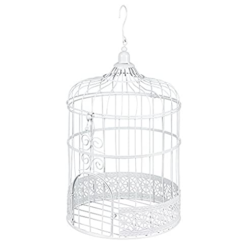 Vogelkäfig Hochzeit - Briefbox / Geldgeschenk zur Hochzeit - Verpackung für Geldgeschenke