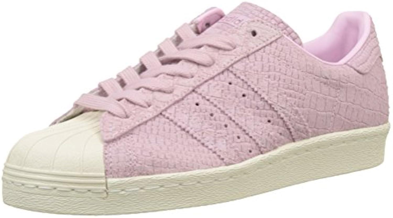 c3d14e46f7f214 Adidas Superstar Superstar Superstar 80s, scarpe da ginnastica a Collo Alto  Donna   Valore Formidabile   Scolaro/Signora Scarpa 33153c