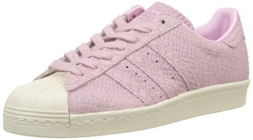 check out 648a4 4a029 adidas Superstar 80s, Zapatillas Altas para Mujer, Rosa Wonder Pink Off  White,