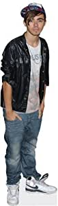 Nathan Sykes Life Size Cardboard Cutout Real Stand Up, Free UK delivery