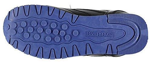 Kappa , Baskets mode pour femme Noir
