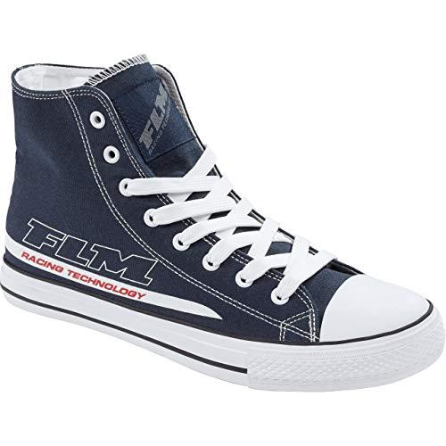 FLM Schuh, Freizeitschuh, Sneaker Sports Freizeitschuh 5.0 blau 43, Unisex, Casual/Fashion, Ganzjährig, Textil