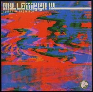 HALLOWEEN III SOUNDTRACK LP (VINYL ALBUM) UK DEATH WALTZ 2012