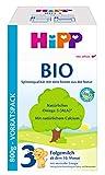 HiPP 3 Milchnahrung, Folgemilch ab dem 10. Monat, 4er Pack (4 x 800 g)