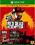 Red Dead Redemption 2 [Limited Ultimate Steelbook uncut Edition] Xbox One