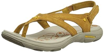 Merrell Womens BUZZ Ankle, Green (Tea Leaf), 42 EU