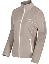 Regatta Womens/Ladies Nova V Warm Soft Full Zip Symmetry Fleece