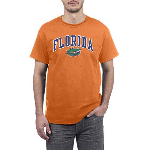 Altes Shirt (eLITe NCAA Florida Gators Herren T-Shirt Alt Arch, Orange, Größe L)