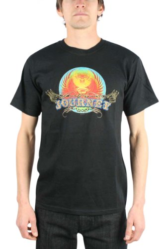 On The Journey -  T-shirt - Uomo Black Small