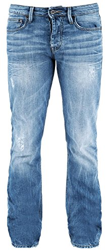 Black Premium by EMP Johnny (Boot-Cut) Jeans azzurro W30L32