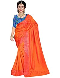 98c7102979 Oranges Women's Sarees: Buy Oranges Women's Sarees online at best ...
