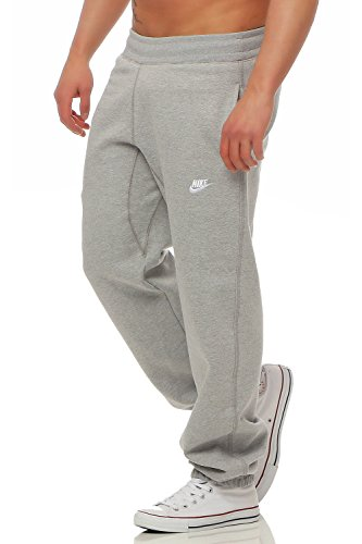 Nike Mens Joggers NKJG3 (Medium, Grey)