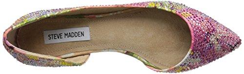 Steve Madden Elsa Toile Chaussure Plate Bright Mul