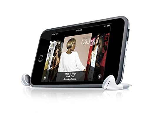Apple iPod Touch MP3-Player mit integrierter WiFi Funktion 32 GB schwarz (mit Software Update Februar (Apple Video Ipod Touch 8 Gb)