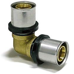 Pipetec Aluverbundrohr Aluminium Mehrschichtverbundrohr 20x2 mm 100m weiss PEX-Rohr Alu-Mehrschicht-Verbundrohr MV-Rohr Mehrschichtrohr Heizung Wasser