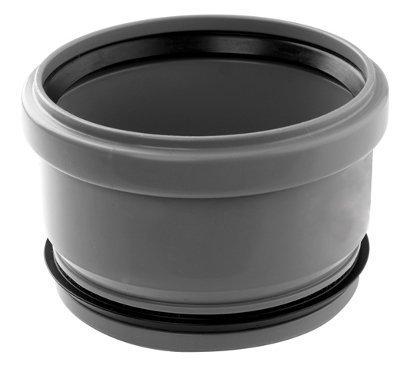 Abwasser-Innen-Reduzierstück 125/110 konzentrisch aus PP für HT und KG Abflussrohre