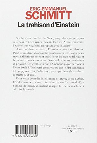 La Trahison d'Einstein