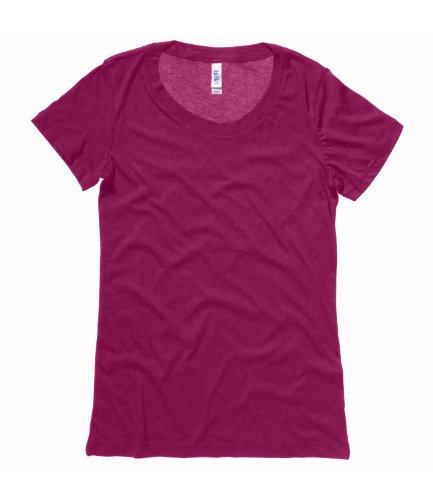 Bella CanvasDamen T-Shirt Violett - Amethyst