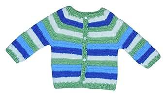 Sr Handicrafts Baby Boys Wool Sweater Sh044 0 6 Months