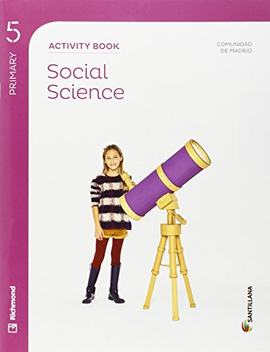 SOCIAL SCIENCE 5 PRIMARY ACTIVITY BOOK - 9788468032788 por Aa.Vv.