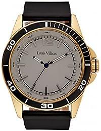 Louis Villiers reloj cuarzo lv1005 hombre
