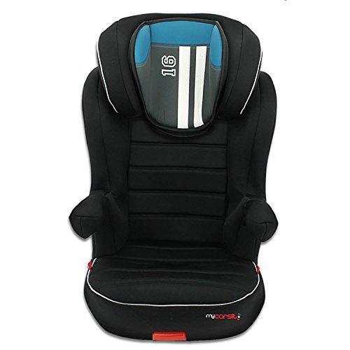 Nania, Seggiolino da auto per bambini, ECE gruppo 0/1, 0 -18 kg, Blu (Blau)