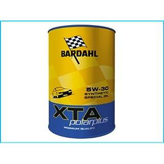 BARDAHL XTA Polarplus SAE 5W30 Synthetic Special Oil ACEA A3 B4 BMW LL-01 VW 502.00-505.00&#8230,