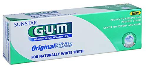 GUM Original White Zahncreme, 75ml