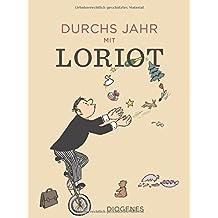 Durchs Jahr mit Loriot (Kunst, Band 2142)