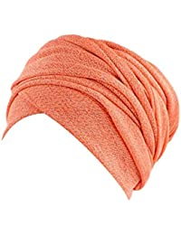 Cebbay Liquidación Gorros de Punto Tapa de Turbante Hembra Pañuelo de  Cabeza musulmán Africano Indio Abrigo de Invierno Sombrero de… 0ed9952d65b