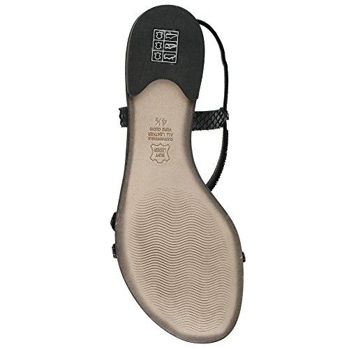 Kennel und Schmenger Sandale Elle in schwarz ks-51-95880-280 Schwarz
