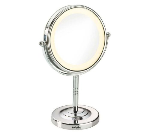 Specchio luminoso rotondo 8435E
