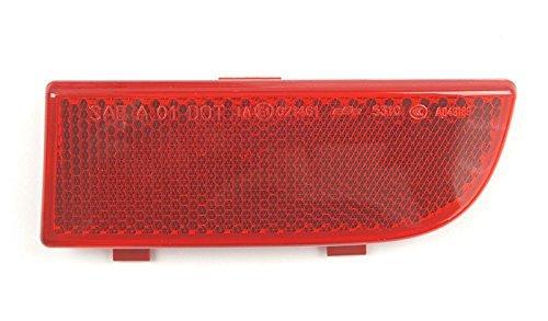 Katzenauge Reflektor Rücklicht rechts (Mercedes-reflektor)