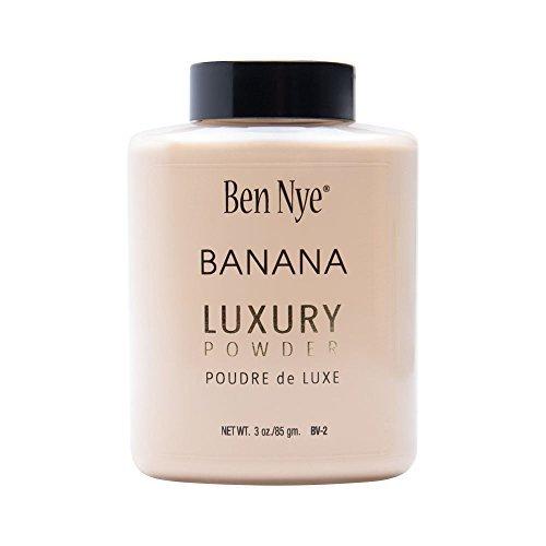 Botella Polvo Plátano Translúcido Auténtico Ben