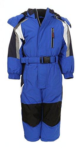 PM Kinder Outdoor Skianzug Schneeanzug Winter LC1217, Blau, Gr. 80   07426792423903