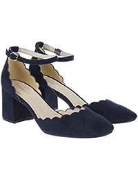 Monsoon Escarpins en deux partis à bout carré Sasha - Femme - Chaussures 41