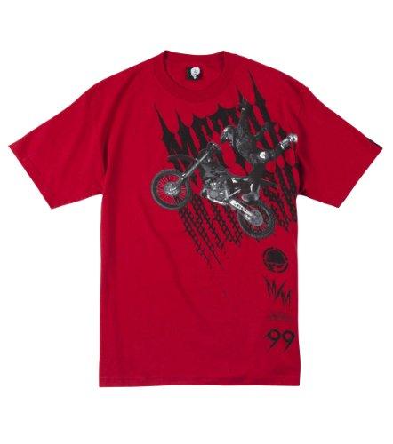 Metal Mulisha T-Shirt / Top / Tees rot JUMPER Rot