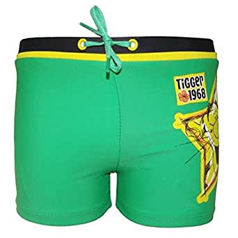 Tigger Winnie the Pooh Swimsuit - 4 Years - Green