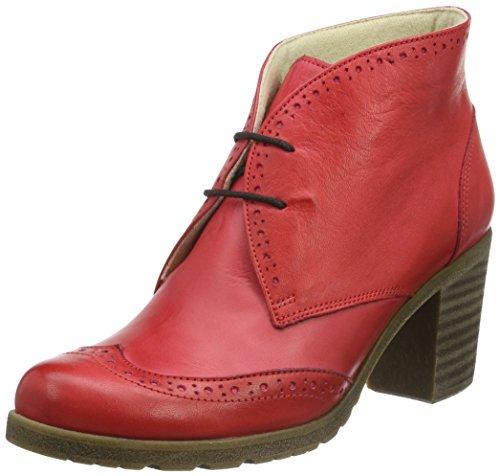 Andrea Conti1672711 - Stivali bassi con imbottitura leggera Donna , Rosso (Rot (Rot 021)), 39 EU