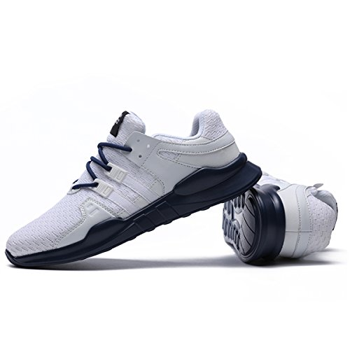 ... Scarpe Sportive Da Uomo Sitaile Sneakers Da Ginnastica Traspiranti Scarpe  Da Corsa Leggere Scarpe Da Ginnastica ... e6c82c606bd