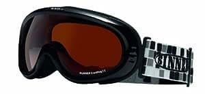 Sinner Runner II Goggle - Black, One Size