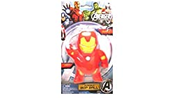 Marvel Avengers Blow Up Bop Ball: Invincible Iron Man by Imperial Toys (Ages 8+)