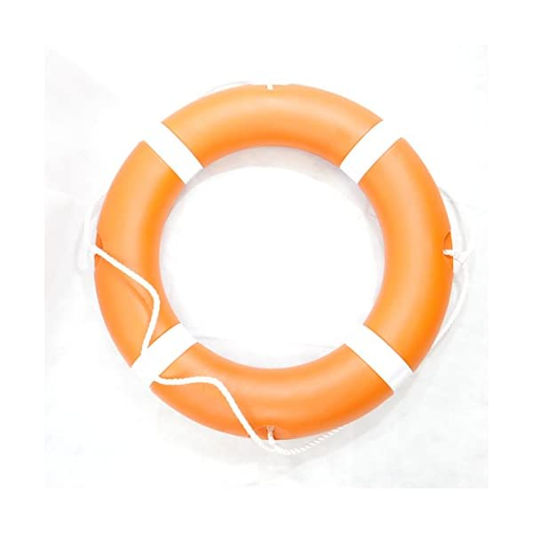 MiDMarine 1.5kg Large Size 58cm, EC & SOLAS Approved Lifebuoy Ring 3
