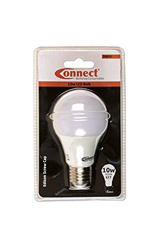 Preisvergleich Produktbild toolconnection mit 30626 10 W LED-Lampe,  3000 K,  E27 ES Warm Weiß-1