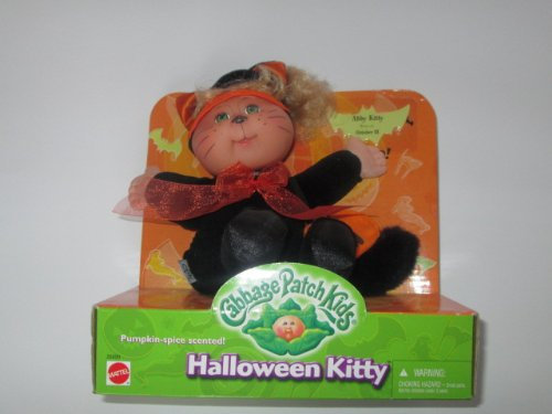 Mattel Cabbage Patch Kids Halloween Kitty
