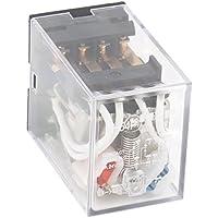 heschen Gereral propósito alimentación del relé HH54P-L 220VAC Coil 3A 220VAC/24VDC 4PDT 14pines terminales indicador LED